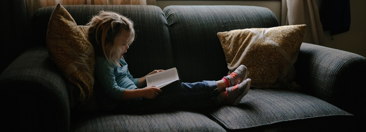О том какие книги подойдут ребенку для самостоятельного чтения в интернет-магазине Фантазеры.рф