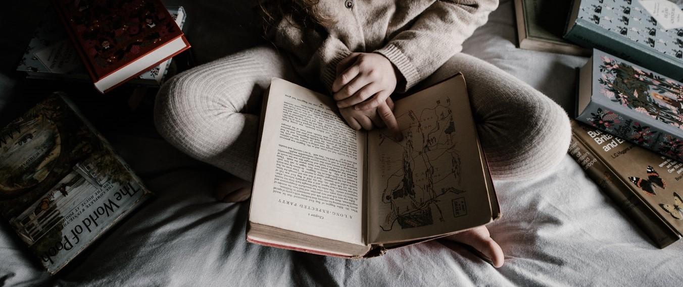 О том как помочь ребенку полюбить читать книги в интернет-магазине Фантазеры.рф